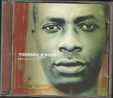 YOUSSOU N'DOUR JOKO 16 track NEW CD From Village to Town 2000 Columbia LYRICS