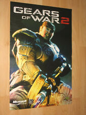 Gears of war 2 & Sacred 2 Double sided small  Poster  45x29.5 cm