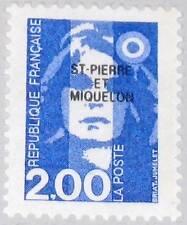 ST. PIERRE MIQUELON SPM 1994 683 527 Marianne SPM ovp Definitive Freimarke MNH
