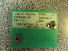 235.08.522.09 Widia Manchester Insert Grade TTM 10 pcs