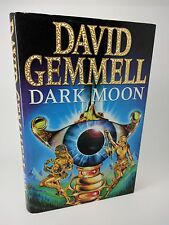 Dark Moon by David Gemmell - First Edition 1st/1st