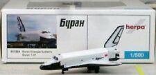 Herpa 517324 UdSSR Sowjetischen Raumfähre Buran russischer 1:500 Scale Diecast NEU