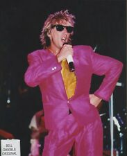 Rod Stewart Maggie May Stay With Me I'm Losing You Faces 8 X 10 Photo 6