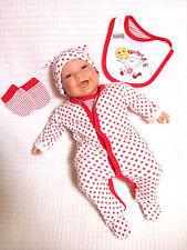 Baby Erstausstattungsset Geschenkset 5-tlg Mädchen  Just too Cute Apples