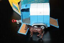 CORGI TOYS 112 * RICE´S BEAUFORT HORSE BOX  * 1:43 * OVP * ORIGINAL