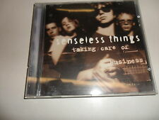 CD Senseless Things – Taking Care of Business