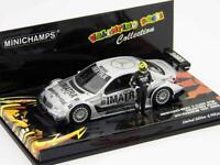 Mercedes Benz C-Class V. Rossi  Hockenheim Test, Scale 1:43 by Minichamps