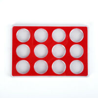 1 Pc Coin Collection Box Protective Coins Display Case Storage Organizer Holder