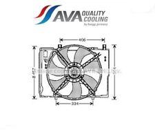 MS7504 Ventola, Raffreddamento motore (AVA)
