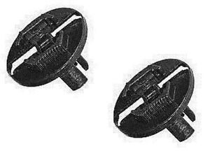 NEW Mercedes GENUINE W124 SET OF 2 Headlight Fastener Clip 124 821 05 20