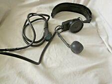 Military Telephone/Radio Audiosears Headset - NIB