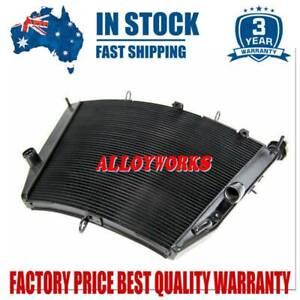 Aluminum Radiator For GSXR600 2006-2009/GSXR750 2006 2007 2008