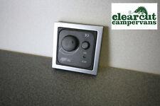 CBE 12v Dimmer Switch for Internal Lighting - Campervan/Motorhome/Caravan Chrome