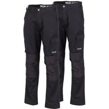 im//36/du commerce Plus Rip Stop jambe du Pantalon JCB Workwear D taille 36 Noir//gris Regular
