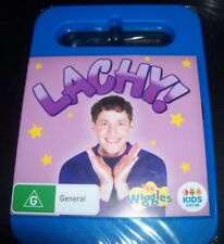 The Wiggles Lachy (Australia Region 4) – New