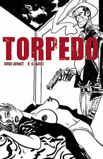 TORPEDO HC Gesamtausgabe 1,2,3,4+5 kpl JORDI BERNET Sarvan,Betty,Andrax,Sin City
