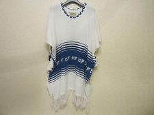 Wildfox 'Frida' Cotton-Acrylic-Blend Fringed Sweater