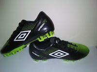 Umbro GT2 Pro FG soccer Lightweight Japanese micro-fibre cleats Men's US 8 EU 41