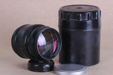 ⭐ Excellent ⭐ JUPITER-9 85mm f2 USSR sonnar lens M39 dslr Leica FED Zorki Rare