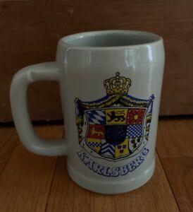 Vintage Karlsberg Beer Stein Mug - McCoy #6395