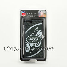 NFL iPhone 6 iPhone 6s New York Jets Rugged Hard Case Cover Green Black