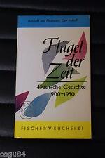 Flugel der Zeit - Curt Hohoff - Edizione Fischer Bucherei