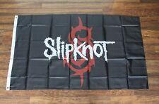 New listing New Slipknot Banner Flag 3' x 5' Logo Rock Band Music Slip Knot Ships from Usa