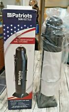 Genuine 4 Patriots Sun Kettle Rocket Solar Thermos Cooker Boil Water Heater New