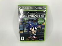 Microsoft Xbox 360 2009 Sonic's Ultimate Genesis Collection