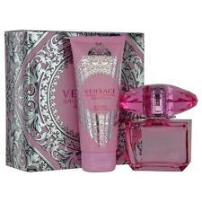 Versace Bright Crystal Absolu Eau de Parfum Spray 3 oz & Body Lotion 3.4 Travel