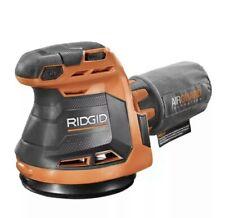 RIDGID R8606B 18V Cordless 5 in. Random Orbit Sander + Sandpaper *BRAND NEW*