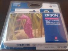 Cartucho ORIGINAL/GENUINO impresora Epson T0483