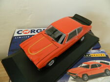 Vanguards Corgi VA13305B Ford Capri  MK1 RS 3000 Sebring Red Australian Plates