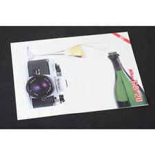 Nikon FG-20 - Prospekt - Broschüre - 19 Seiten - DEUTSCH