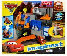 spy mater garage cricchetto cars 2 playset garaje imaginext fisher price W8580