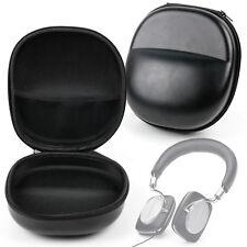 Hard EVA Black Headphone Case For The Monster iSport Freedom Headphones