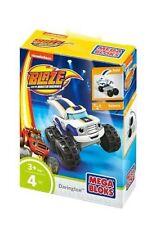Mega Bloks Blaze And The Monster Machines Car Darington New