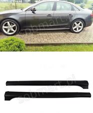 AUDI A4 B8 ABT-STYLE 2008-2015 SIDE SKIRTS TUNING