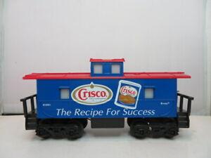 K-Line K91951 Crisco Lighted Caboose #91951 No Box