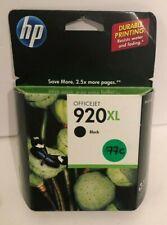 Hp cartridge 920 XL Black