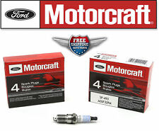Pack of 8 Genuine Motorcraft Platinum Spark Plug Sp493 Agsf32Pm (Fits: Ford Tempo)