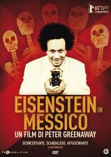 Dvd Eisenstein in Messico - (2015) - Peter Greenaway ......NUOVO