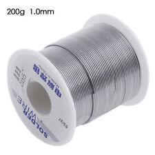63/37 1.0mm 200g Rosin Core Weldring Tin Lead Industrial Solder Wire