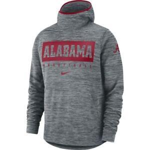 Nike Men's Alabama Crimson Tide Basketball Spotlight Hoodie NWT Large L