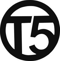 VW T5 Logo I  vinyl decal sticker t4 t5 camper golf polo passat beetle euro