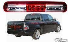 1997 2003 Ford F-150  F150 LED Cargo Lamp Red Clear Lens Third Brake Tail Light