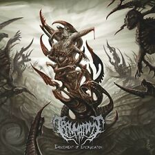 TRAUMATOMY (Japan/Russia)‎ – Embodiment of Excruciation (Slam) MCD 2016