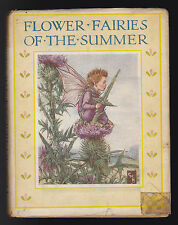 Cicely Mary Barker, Flower Fairies of the Summer - Early Copy in Original D/W