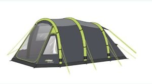 Urban Escape 4 Person Inflatable Tent With 1 Or 2 Bedrooms - Grey
