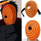 NEU Cosplay Naruto Akatsuki Tobi Uchiha Obito Maske Harz Helm Halloween Maske DE